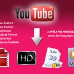 Youtube Video İndirici Video Dönüştürücü Resim Dönüştürücü