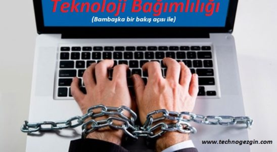 Teknoloji Bağımlılığı / Sosyal Medya Bağımlılığı
