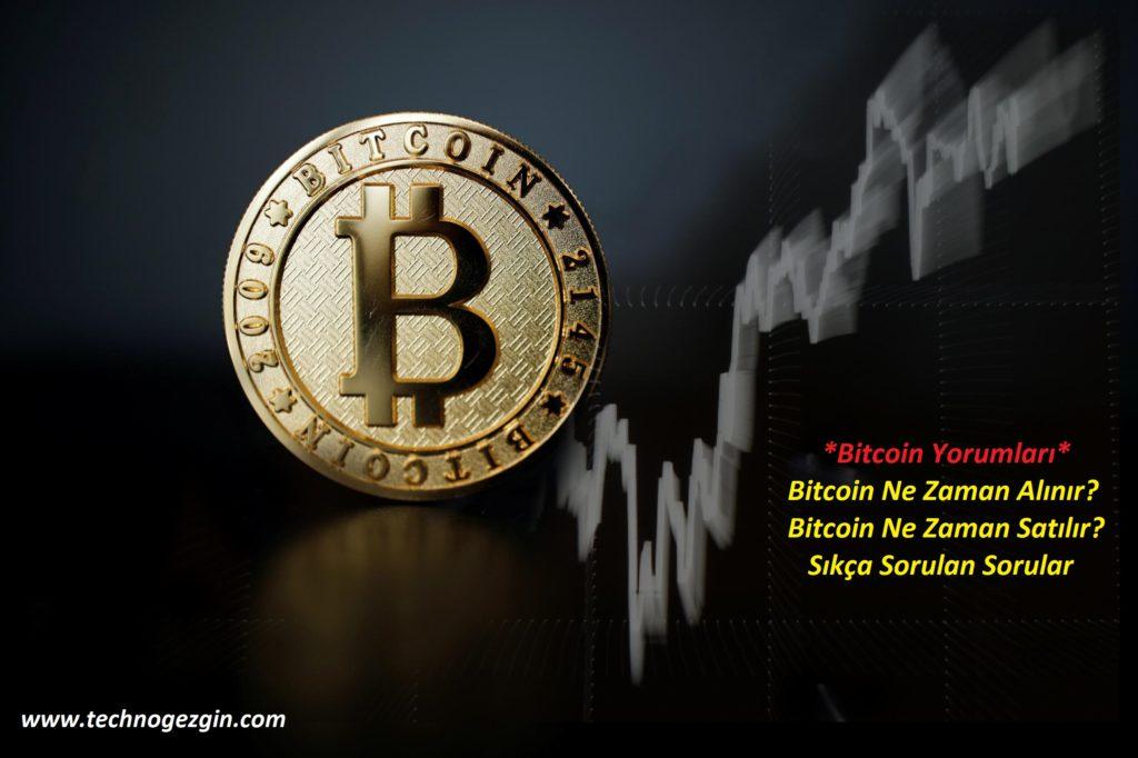 Bitcoin Yorum - Sıkça Sorulan Sorular
