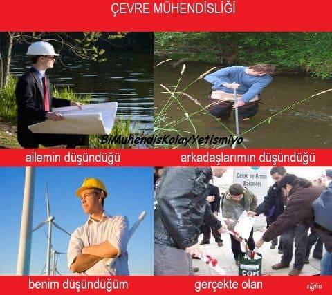 Çevre Mühendisliği :)