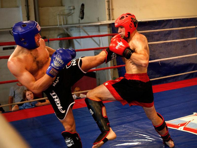 Dövüş Dersleri - Kickbox