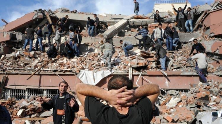 Ülkemizin Yarası Olan Büyük İstanbul Depremi