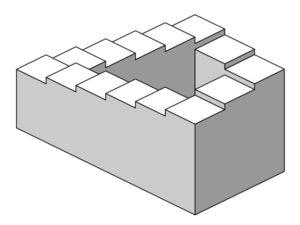 İmkansız Merdiven - Algıda Seçicilik Nedir Konulu Güzel Bir Örnek