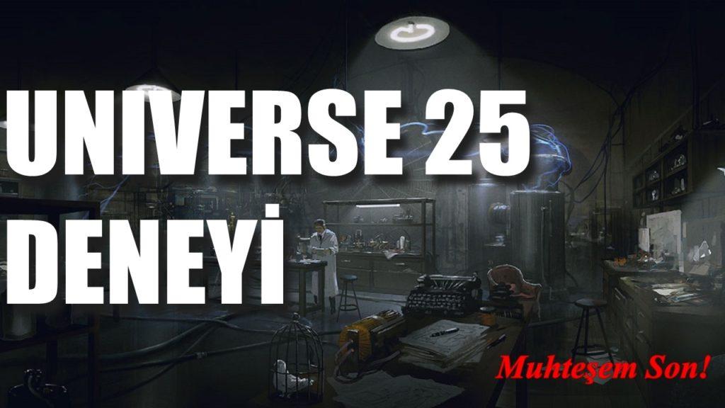 Universe 25 Deneyi ve Gamer Nesli