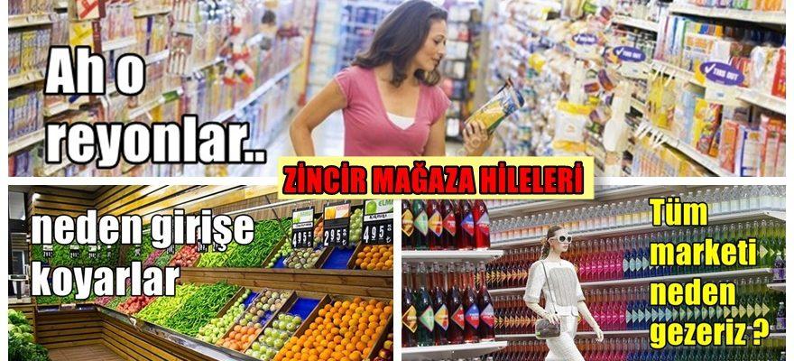 Alışveriş Çılgınlığı ve Market Hileleri
