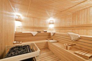 Spor Salonuna Gitmek İçin Mantıklı Bir Sebep: Sauna