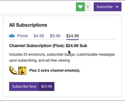 Twitch Ortaklık Programı - Aylık Abone Sayınızı Arttırarak Twitch ile Para Kazanmak