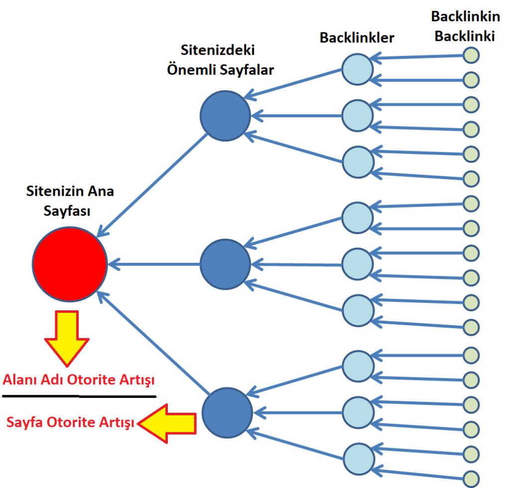 Site İçi Backlink Ağı Oluşturmak DA ve PA Otorite Değerlerinizin Yükselmesini Sağlar