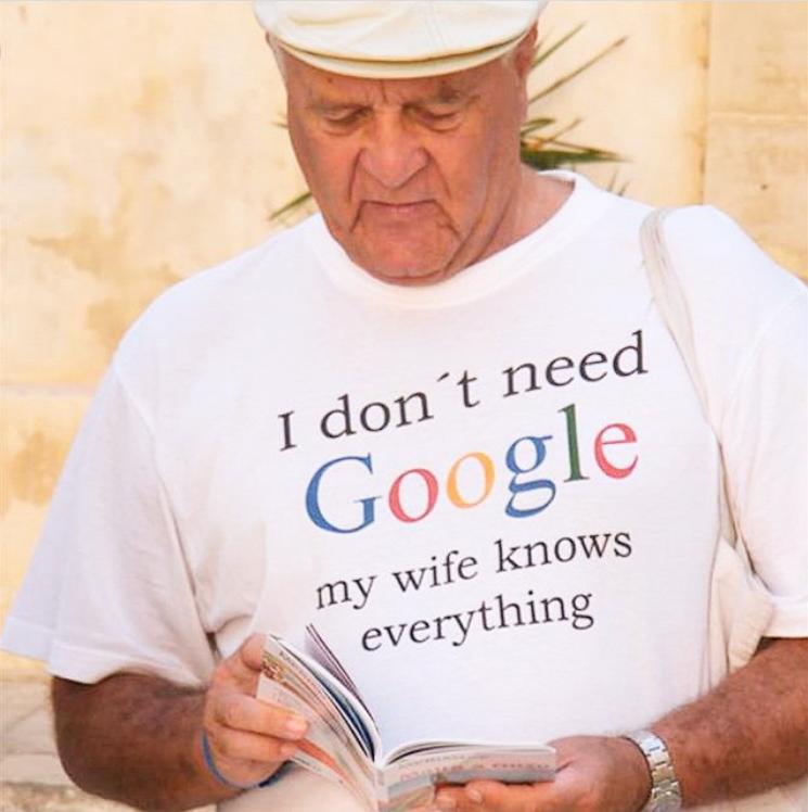 SEO Olayına Farklı Bakış Açıları (Türkçesi: Google'a İhtiyacım Yok, Karım Her Şeyi Biliyor)