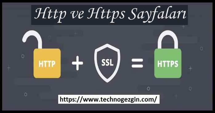 SSL Sertifikası Kullanarak Bağlantıyı Güvenilir Hale Getirmek Site İçi SEO Kriterleri Arasındadır