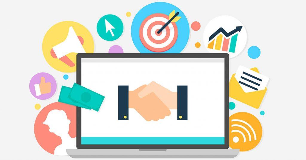 Satış Ortaklığı Web Sitesinden Para Kazanma Yöntemleri Arasındadır