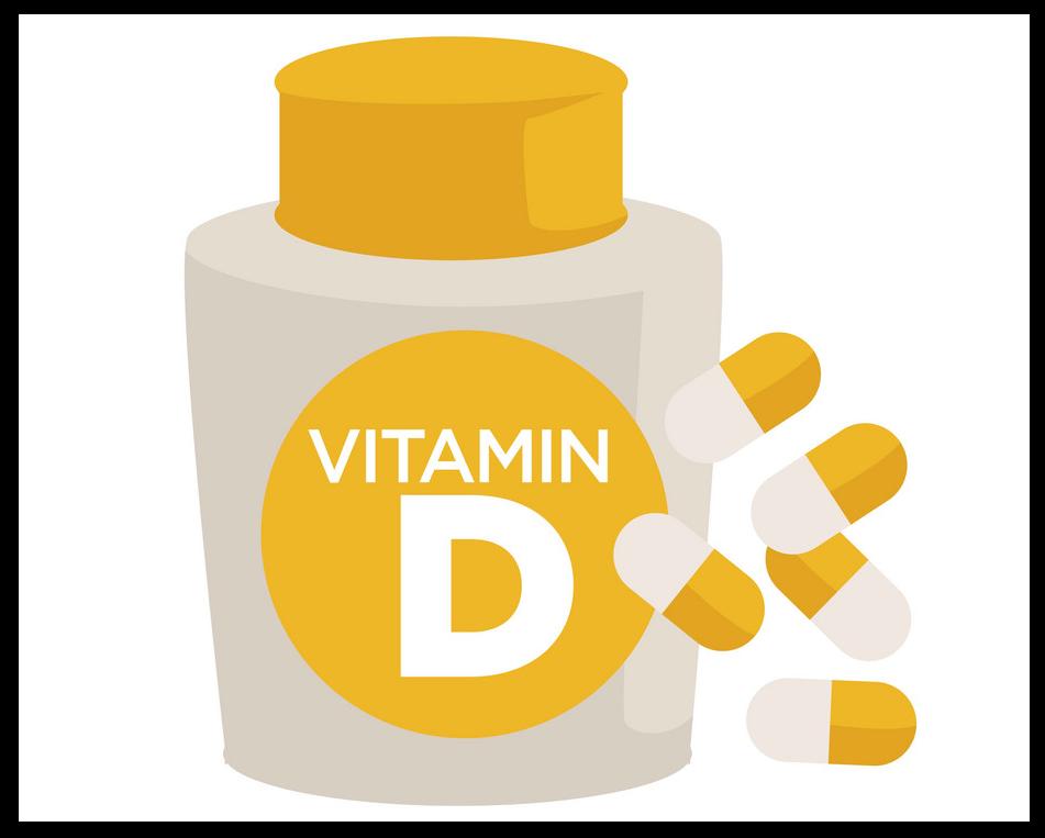 D3 Vitamini Takviyesi ile D Vitamini Eksikliği Tedavisi Yapılabilir